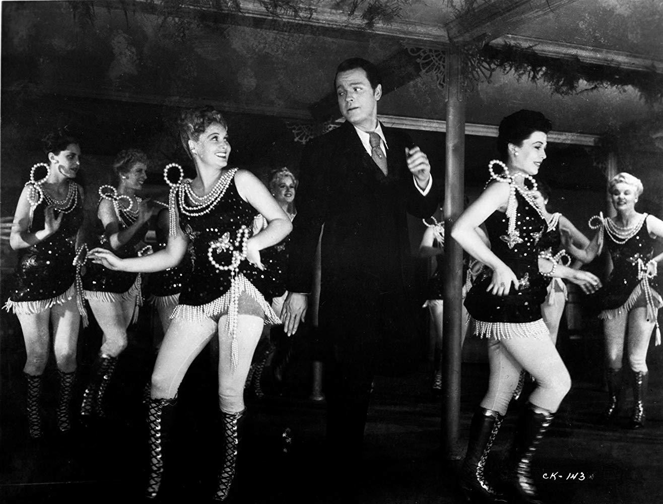 Citizen Kane, Orson Welles 3
