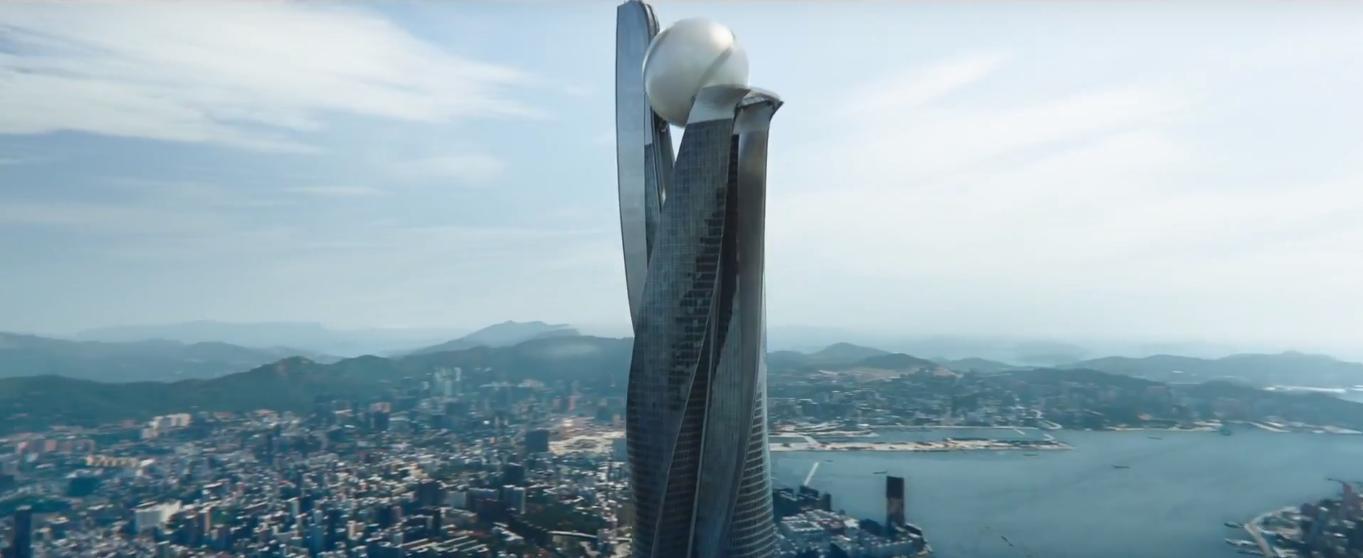 skyscraper, 2018