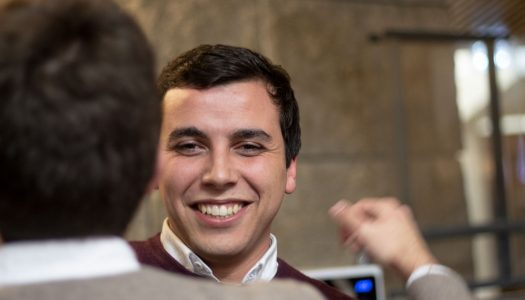 Nuno Reis reeleito presidente da AAUM. Lista D vence CFJ