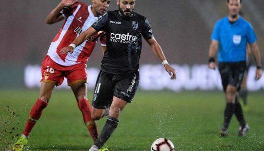 Vitória SC empata na Vila das Aves