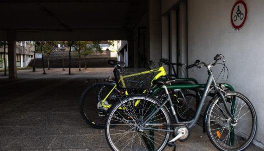 Braga investe em parqueamentos para trotinetes e bicicletas