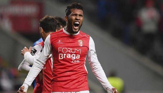 SC Braga vence com hat-trick de Dyego Sousa