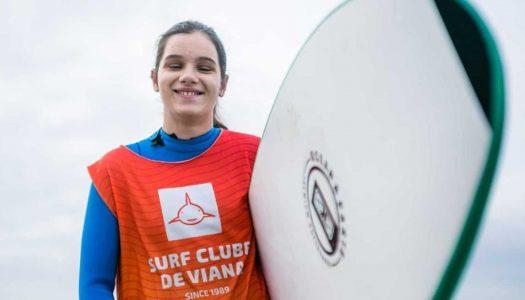 Marta Paço vence medalha de bronze no Mundial de surf adaptado