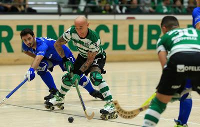 HC Braga perde na deslocação ao terreno do Sporting CP