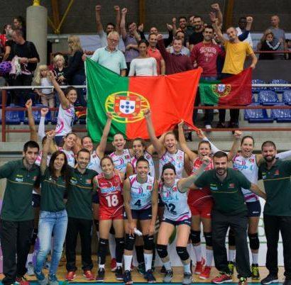 Seleção Feminina de Voleibol