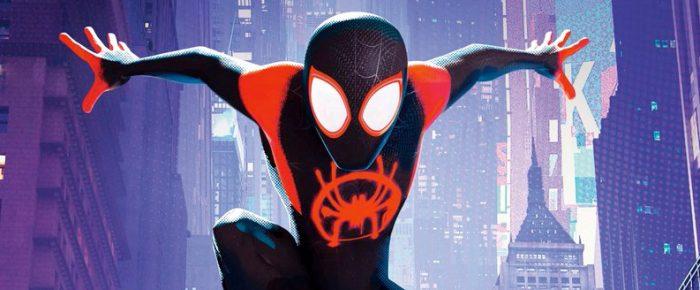 homem aranha no universo aranha