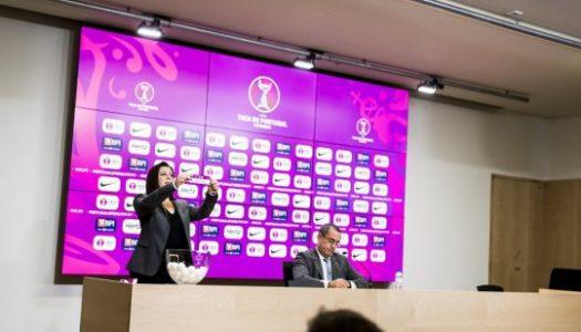 Equipas minhotas conhecem adversários na Taça de Portugal
