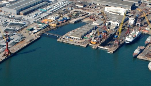 Exportações do Porto de Viana do Castelo sobem 6,7%