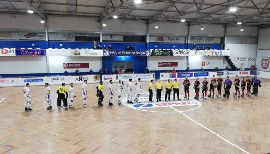 HC Braga e Riba d'Ave empatam em dérbi minhoto