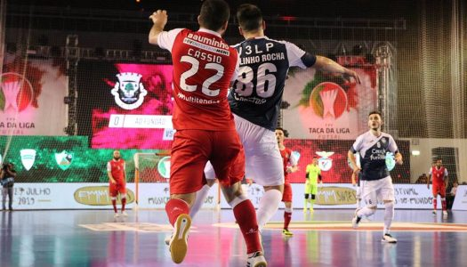 SC Braga/AAUM elimina AD Fundão nas grandes penalidades