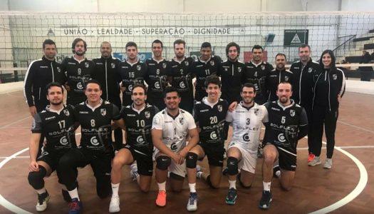 Vitória SC vence sem dificuldades
