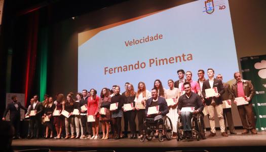 Fernando Pimenta premiado Atleta Masculino do Ano