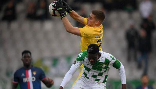 Moreirense soma terceira vitória consecutiva