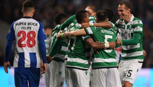 Sporting CP vence FC Porto e sagra-se bicampeão da Allianz Cup