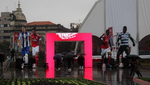 Fan Zone da Final Four da Allianz Cup abre portas aos adeptos