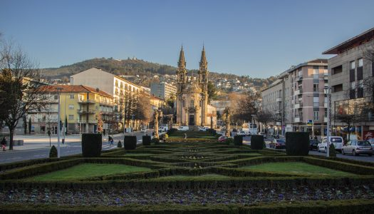 "Guimarães adere ao compromisso ambiental ""Green City Accord"""