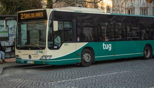 Guimarães e Braga recebem sete autocarros elétricos