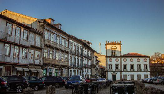 Guimarães inaugura parque de estacionamento com 420 lugares