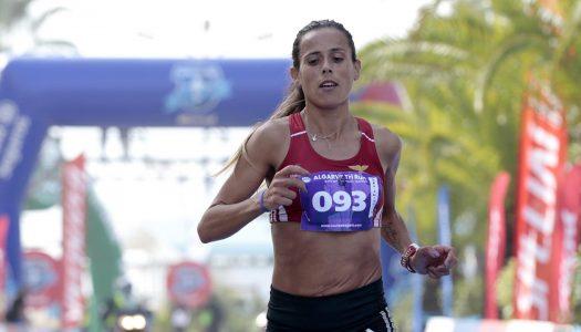 Dulce Félix eleita melhor atleta europeia do mês de dezembro