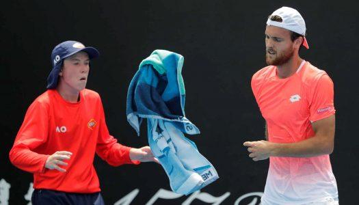 João Sousa avança no Australian Open