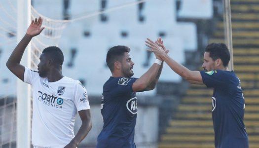 """Vitória SC não foi """"Rei"""" no Jamor"""
