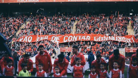 Vitória caseira do SC Braga frente ao GD Chaves