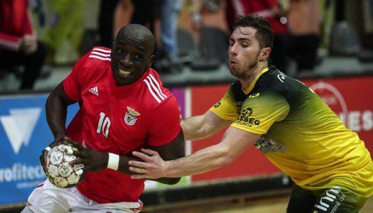 ABC/UMinho perde clássico frente ao SL Benfica