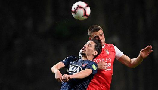 SC Braga sofre derrota frente ao Belenenses SAD