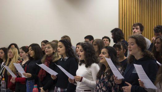 CAUM. 30 anos a cantar pela academia