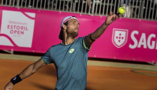 João Sousa eliminado do Rio Open