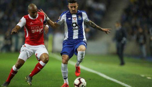 SC Braga perde no Dragão e complica eliminatória