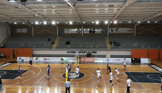 Vitória SC sai vitorioso do duelo contra VC Viana