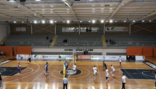 Vitória SC vence dérbi do Minho frente ao VC Viana