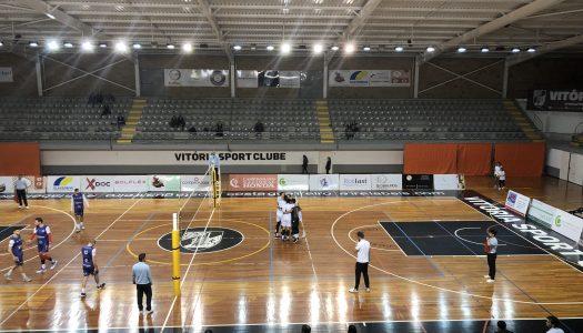 Vitória SC vs VC Viana (destaques)