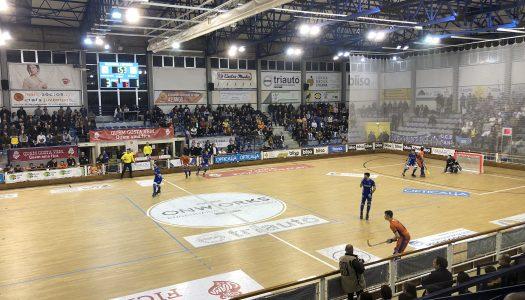 Juventude de Viana e OC Barcelos empatam em dérbi minhoto