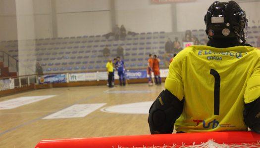 Juventude de Viana vs HC Braga (destaques)