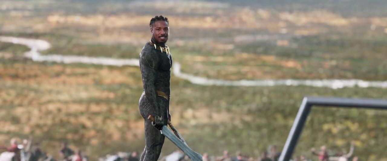 pantera negra, filme, 2018