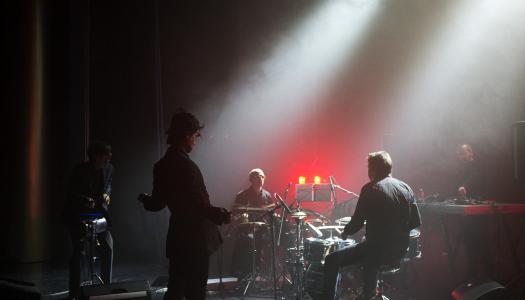 Teatro Gil Vicente acolhe ritmo experimental de HHY & The Macumbas