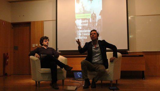 """Miguel Morgado: """"As democracias podem morrer por excesso de consenso"""""""