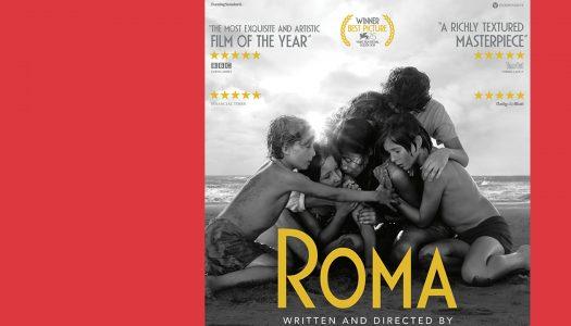 Roma: a nostalgia mexicana