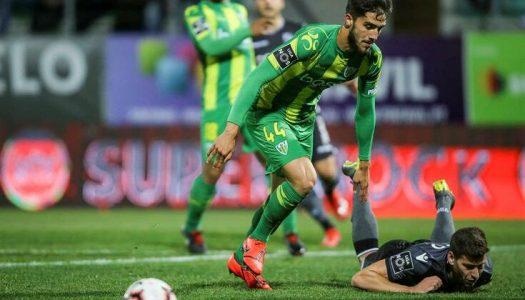 Vitória SC perde pela sétima vez na Liga NOS