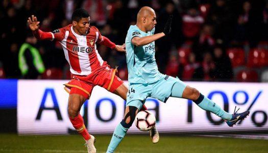 SC Braga domina e vence Desportivo das Aves