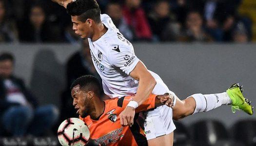 Vitória SC regressa aos triunfos frente ao Portimonense