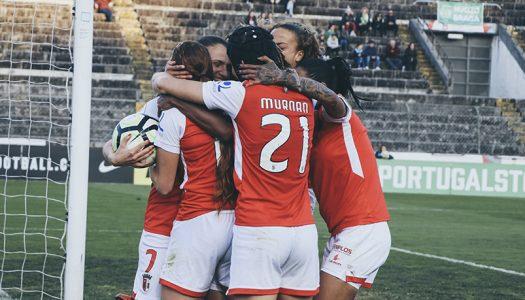 SC Braga vence com nova goleada