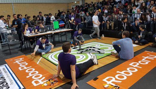 UMinho recebe 120 equipas no maior evento de robótica do mundo