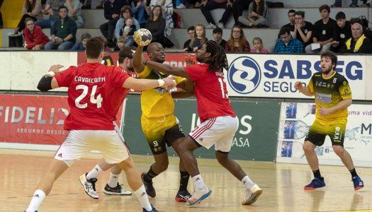 ABC/UMinho soma terceira derrota no campeonato