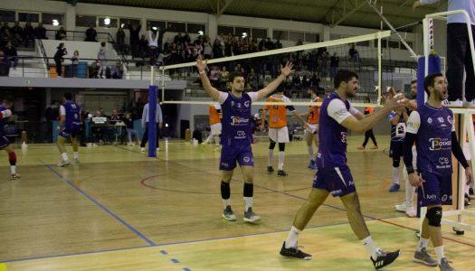 VC Viana inicia segunda fase do campeonato com vitória