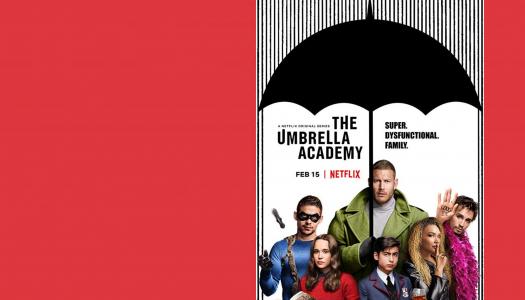 The Umbrella Academy: uma chuva de excentricidade