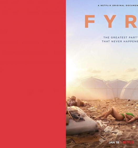fyre festival, documentário, netflix
