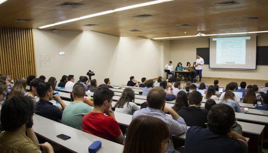 Reunião Geral de Alunos discute alojamento estudantil